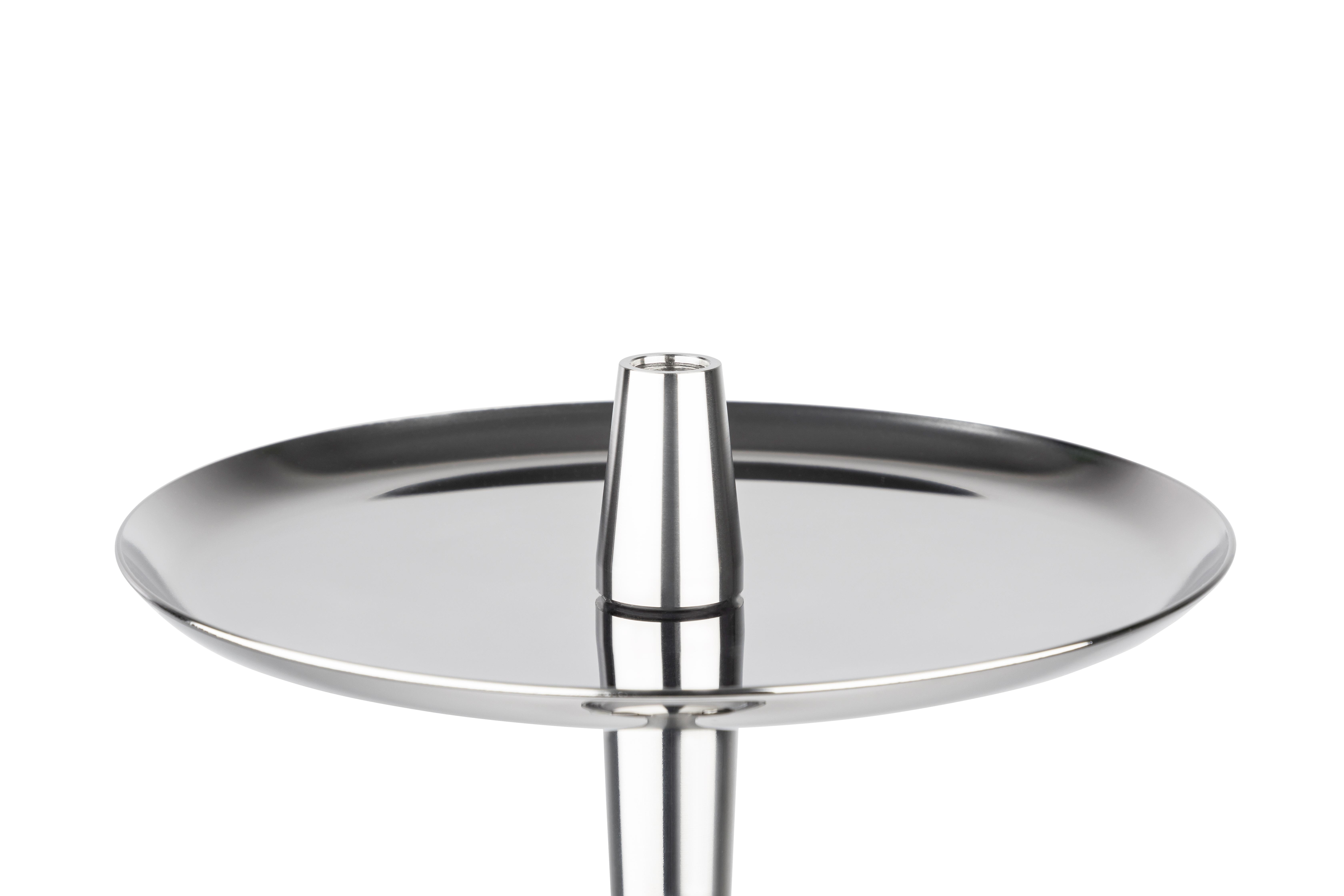 ONES S  - V2A Edelstahl klar / V2A Stainless Steel clear