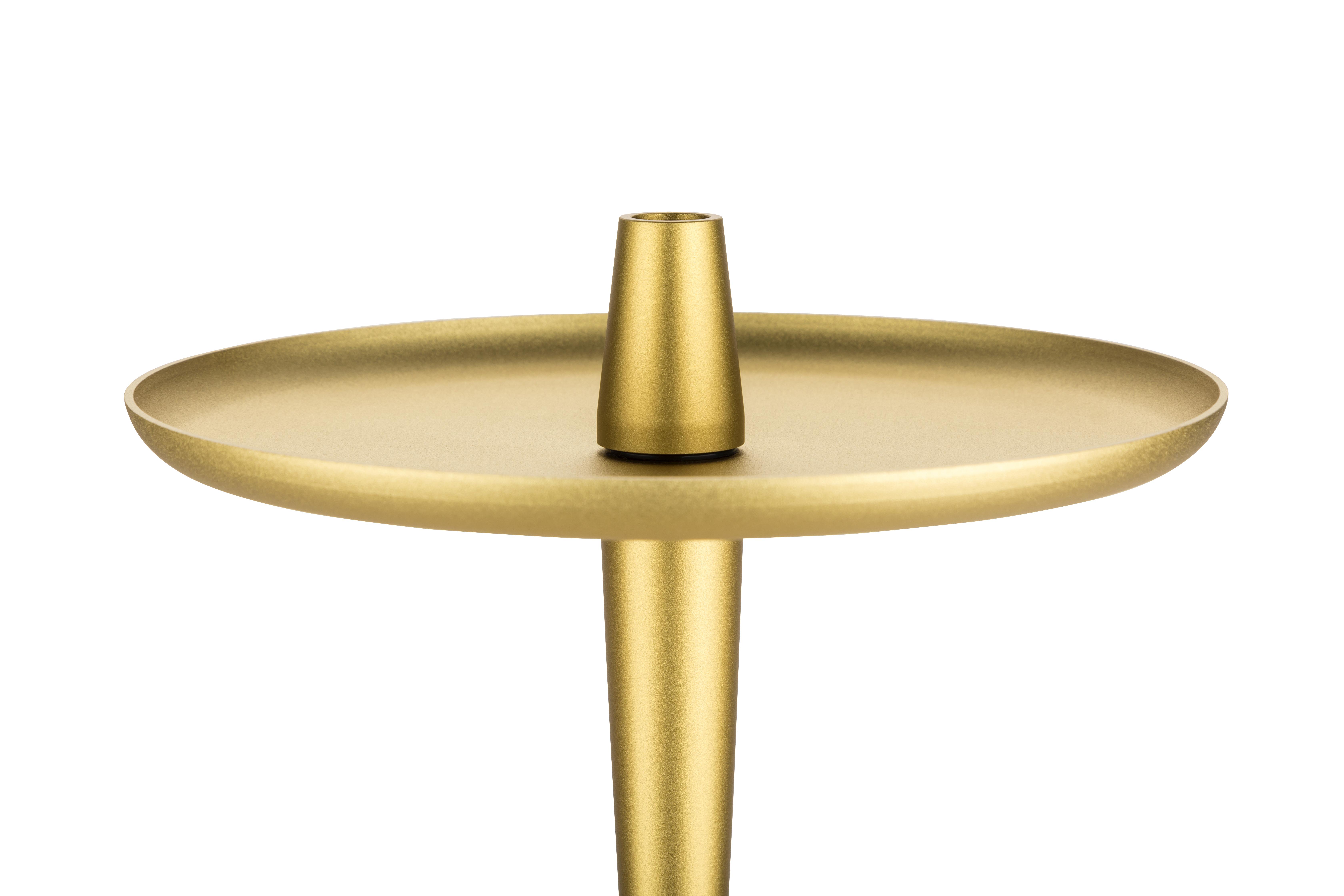 ONES - Aluminium Gold matt / Gold matt