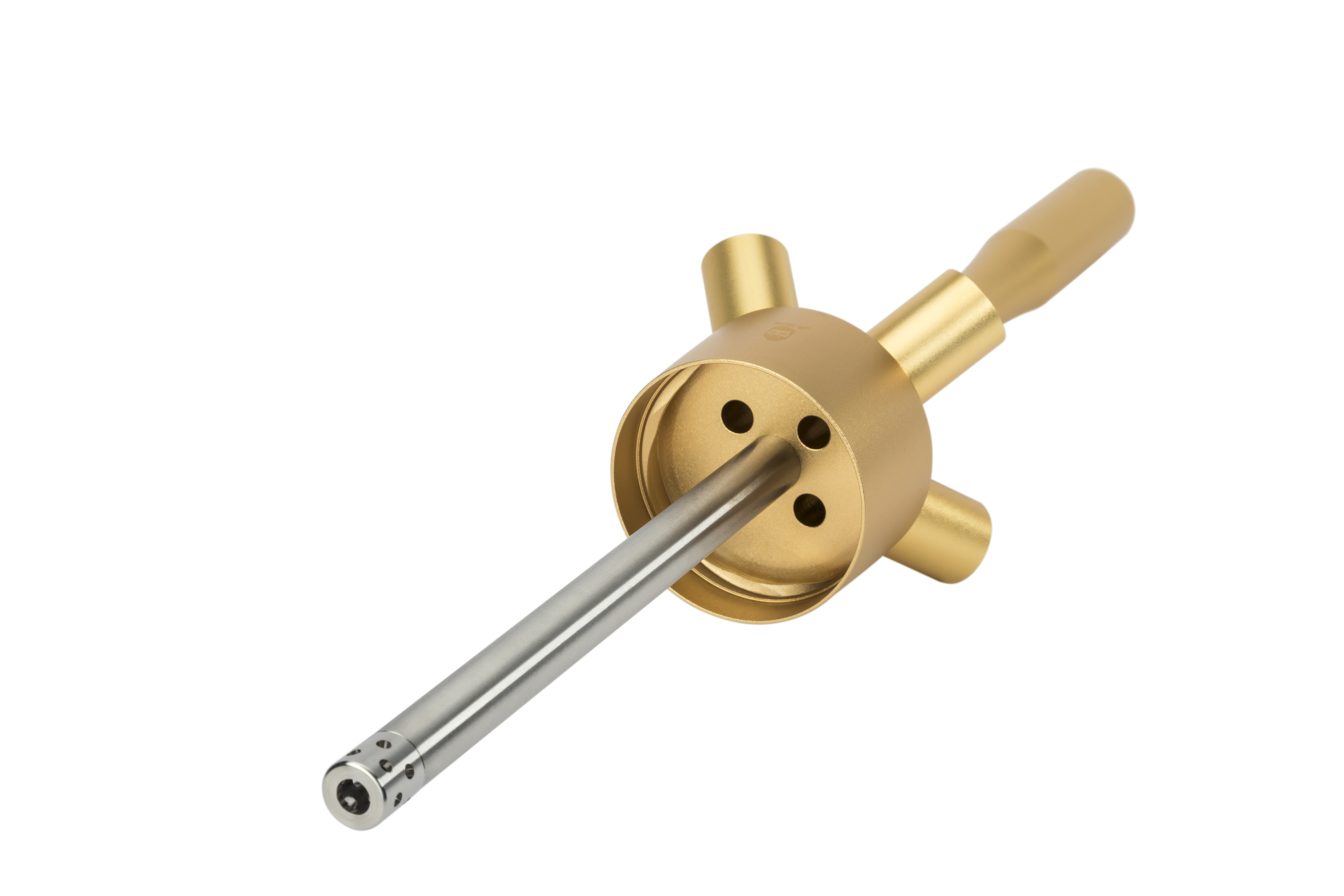 MOE'S WANTED M1 - Aluminium Gold matt / Gold matt