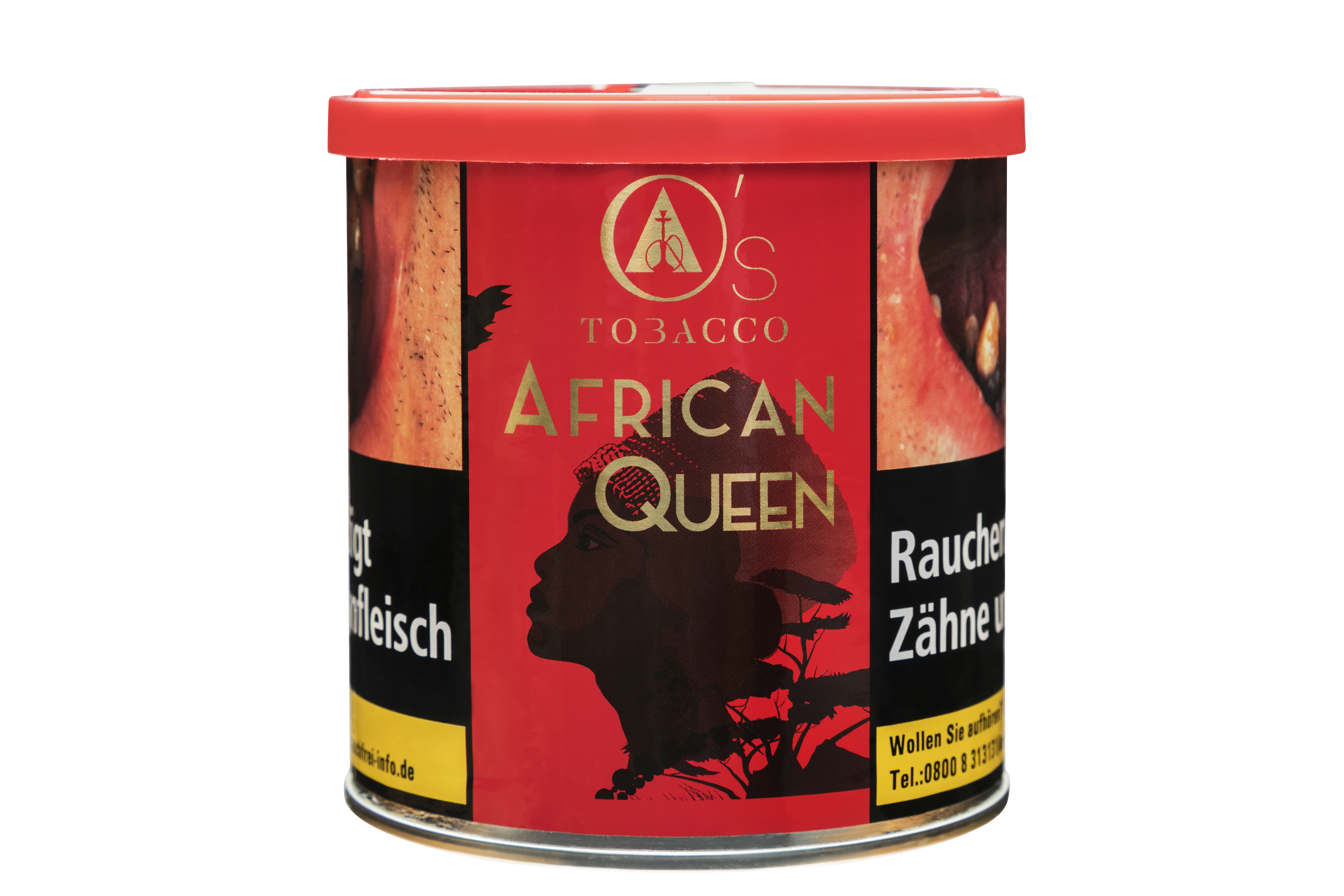"O's ""African Queen"" SHISHA TABAK"